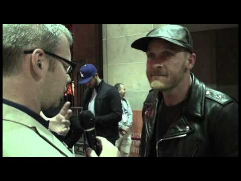 THE DEVIL'S CANDY World Premiere Interviews with Sean Byrne, Ethan Embry