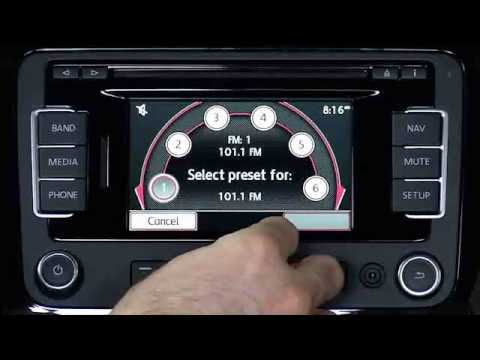 vw instructional video 8 of 8 rns 315 navigation youtube rh youtube com RNS 310 RNS 315 Interface Cable Camera