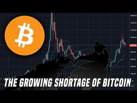 4 Million Bitcoin | The Growing Shortage Of BTC