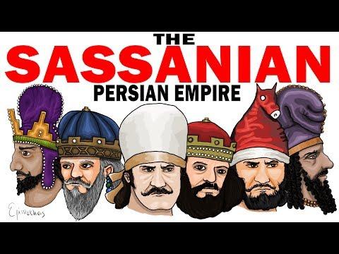 The Sassanid Persian Empire (Ancient Sasanian history documentary)