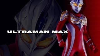 ULTRAMAN MAX : Episode 1 -  (v.o.s.t. français)