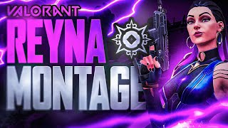 Cover images ULTIMATE REYNA MONTAGE - Valorant