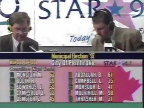1997 Municipal Election [Ottawa Valley]