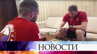 На ЧМ по хоккею сборная России сыграет с действующими серебряными призерами - командой Швейцарии.