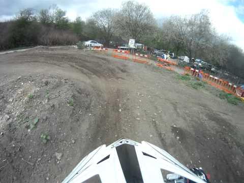 Brotherton Motocross Track - 3/4/11