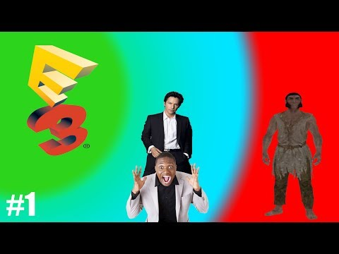 Episode 1-E3 Talk,Best Game Ever?,Outlook for the channels!