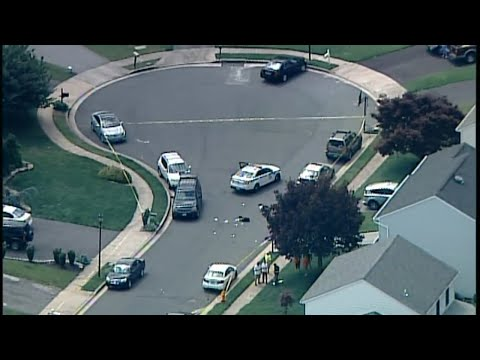 Police: Officer Shot In Baltimore County