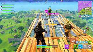 NOT MY SMARTEST IDEA! - Fortnite with The Crew!