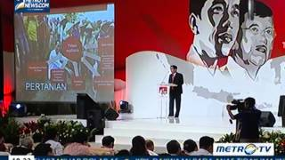 Pemaparan Platform Ekonomi Jokowi-JK (2)