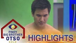 Gino, nabawasan ng sobra para sa kanilang weekly task | PBB OTSO Gold