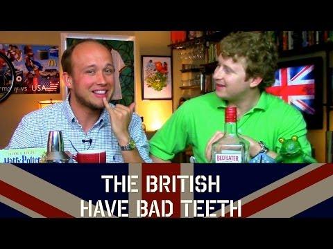 British Stereotypes - Germany vs USA