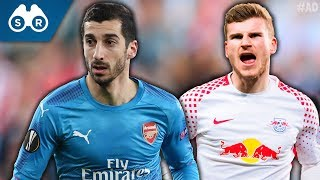 Top 5 Players That Could Win Your Club The UEFA Europa League! | Scout Report
