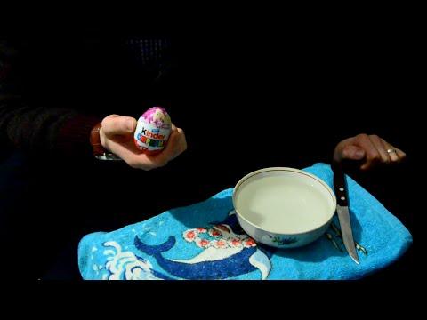 Как своими руками сделать подарок (сюрприз) любимой киндер 2015