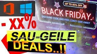 GEILE Black Friday DEALS ~ BIS ZU 90% RABATT ~  -- Software und Game Keys