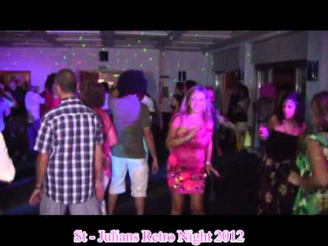 ST JULIAN'S RETRO NIGHT OFFICIAL VIDEO