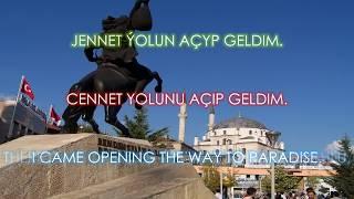 Uçup Geldim - Köroğlu Türkmen Türküsü Türkçe altyazılı. Turkmen Song- English Subtitles. Halk aýdymy