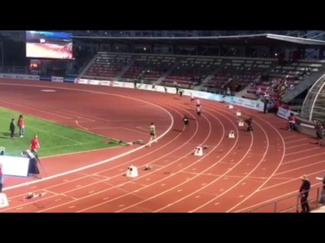 Pieter conradie 400 m Marseilles