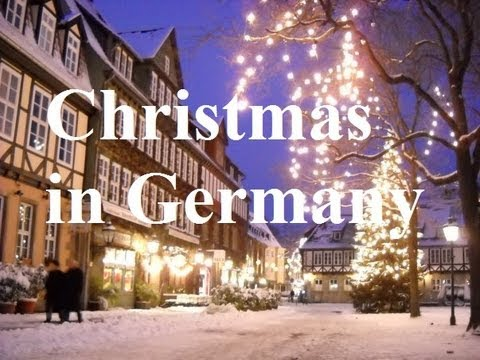 christmas in germany learn a few words for the holidays youtube - When Is Christmas In Germany
