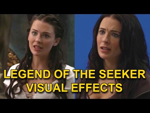 Legend of the Seeker - Behind the Scenes: Visual Effects Reel mix