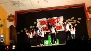 Triple S(Miss A-touch, Tara-Lovey Dovey, Malaysian Traditional dance&Jumpstyle)