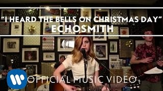 Echosmith - I Heard The Bells On Christmas Day [Official Music Video]