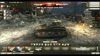 Mightymasochistin tallissa: World of Tanks ja mahtava TrollTraktor!