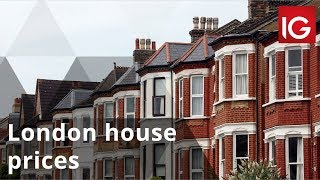 What's happening to London house prices?   UK housing market
