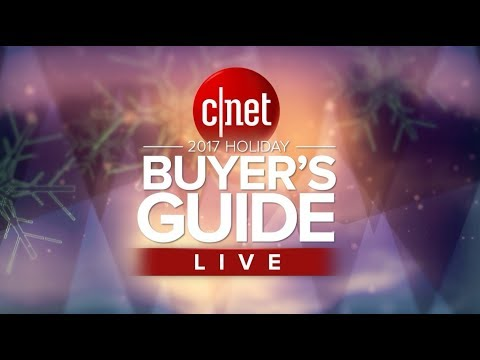 CNET's Holiday Buying Guide 2017