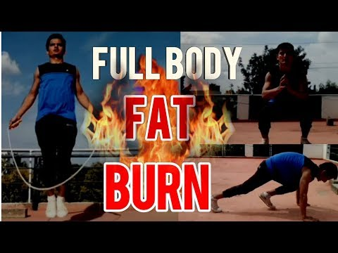 Total Body Workout + Weight Loss Tip.. Fat Burning Fitness Routine for Beginners, Home Exercise