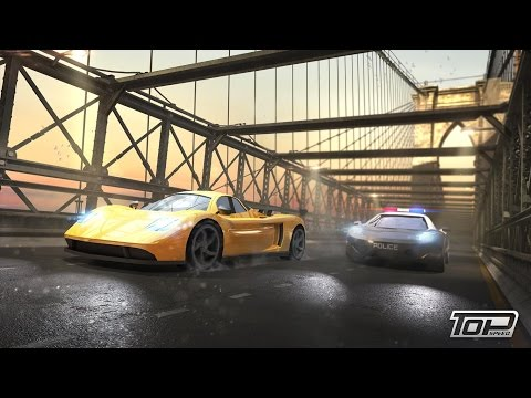 TOP SPEED DRAG & FAST RACING - iOS / Android Gameplay Trailer HD