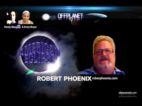 Robert Phoenix: The Great American Eclipse