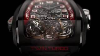Jacob & Co. introduces the Twin Turbo || Twin Triple Axis Tourbillon