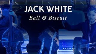 """Jack White's """"Ball and Biscuit"""" 360 Video"""