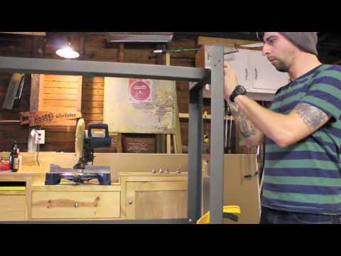 I-Semble Steel Furniture Frame Kits | Patrick Hosey