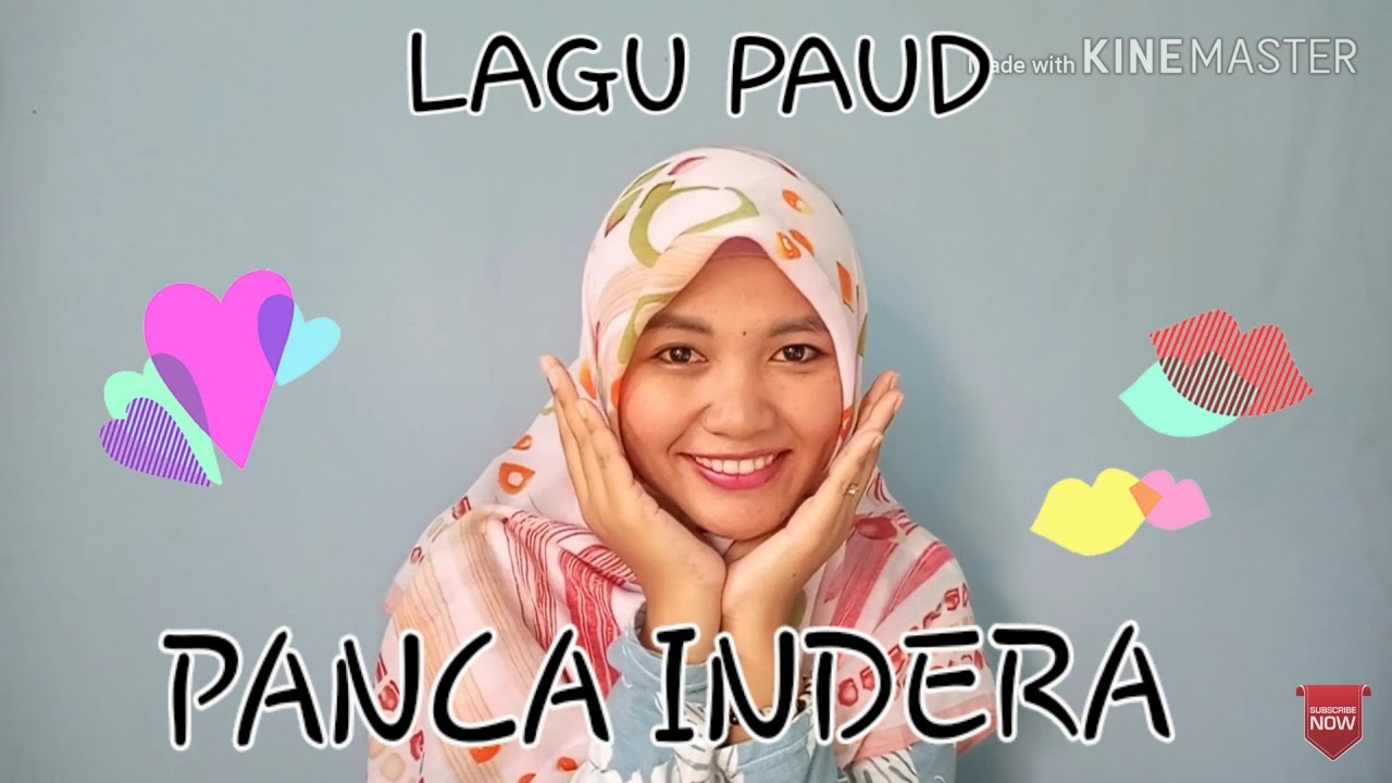 Lagu Paud Panca Indera Youtube