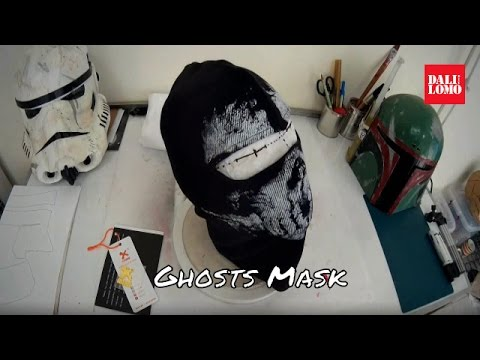 Unbox: Call of Duty Ghosts Mask (video for Xcoser)