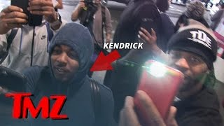 Kendrick Lamar -- You Film Me ... Me and My Boys Will Film You Right Back! | TMZ