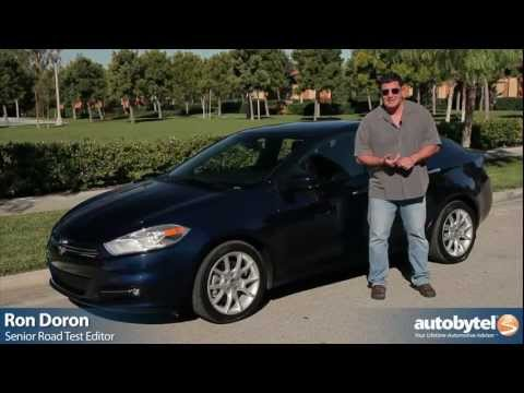 2013 Dodge Dart Test Drive Compact Car Video Review