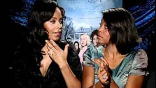 Tyler Perry's The Family That Preys - Exclusive: Sanaa Lathan And Taraji P. Henson