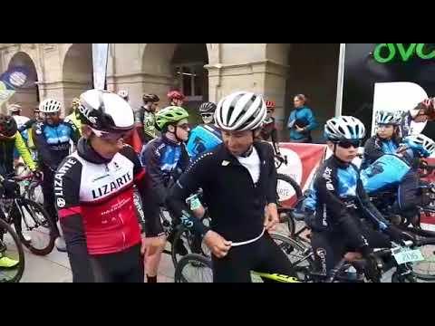 Arranca a IV Volta Ciclista ás Comarcas de Lugo