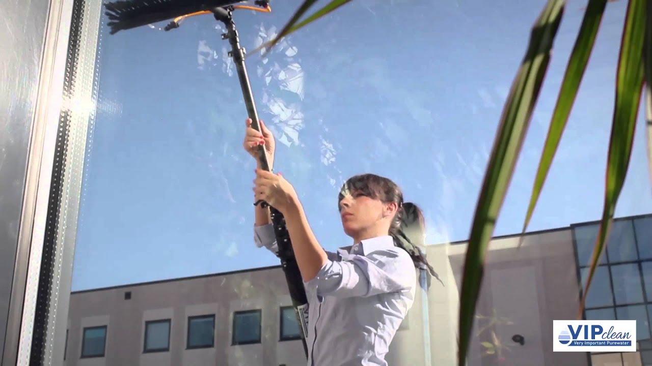 Macchina per pulire i vetri youtube - Pulizia vetri finestre ...
