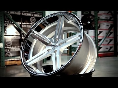 TSW Alloy Wheels - Mirabeau and Jerez