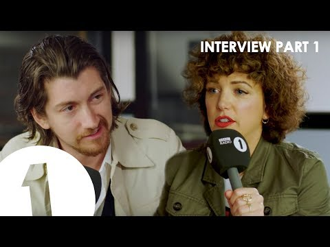 """I ended up making a world of my own"": Alex Turner talks new music 