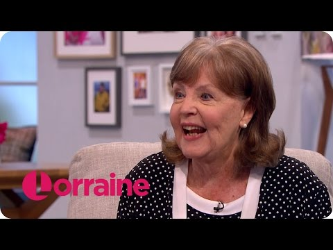 Pauline Collins On Dickensian And Working With Joan Collins | Lorraine