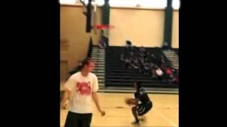 trevon session amfam national hs slam dunk 3 pt championships