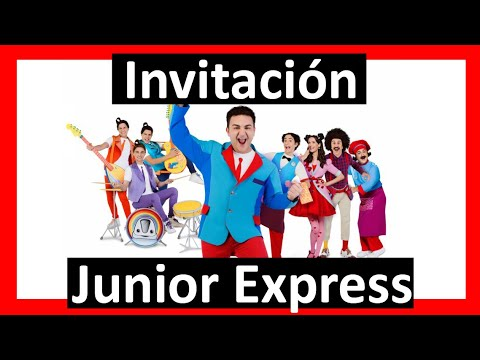 Video Invitación Topa Junior Express Whatsapp Digital