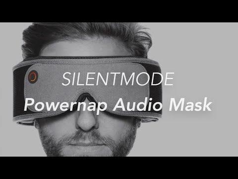SILENTMODE Powernap Audio Mask » Gadget Flow