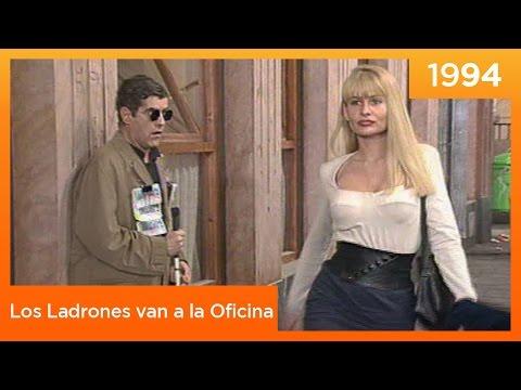 'Los Ladrones van a la Oficina' de Antena 3