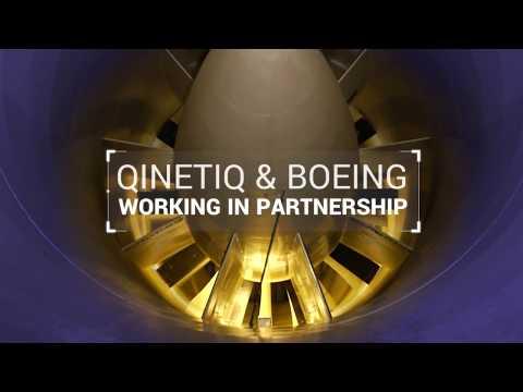 5M Wind Tunnel – QinetiQ & Boeing working in partnership