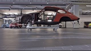 Porsche: Restoration process of a very special 911.